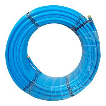联塑 PE给水用聚乙烯盘管(1.6MPa)蓝色,dn32mm,100米每卷