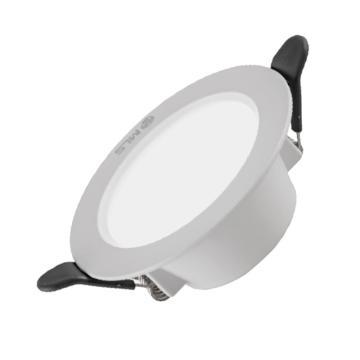 木林森 森之光系列筒灯,6寸压铸筒灯,开孔Φ145mm,20W,SMD光源,4000K,非隔离,单位:个