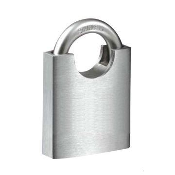 罕码 304不锈钢包梁叶片锁(不同花),锁体宽40mm,HMKL320N