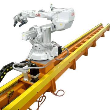 宏遐机器人第七轴含风琴罩、含轨道基座、移动平台、润滑装置适合搭载BRTIRSE1506A型号机械手臂