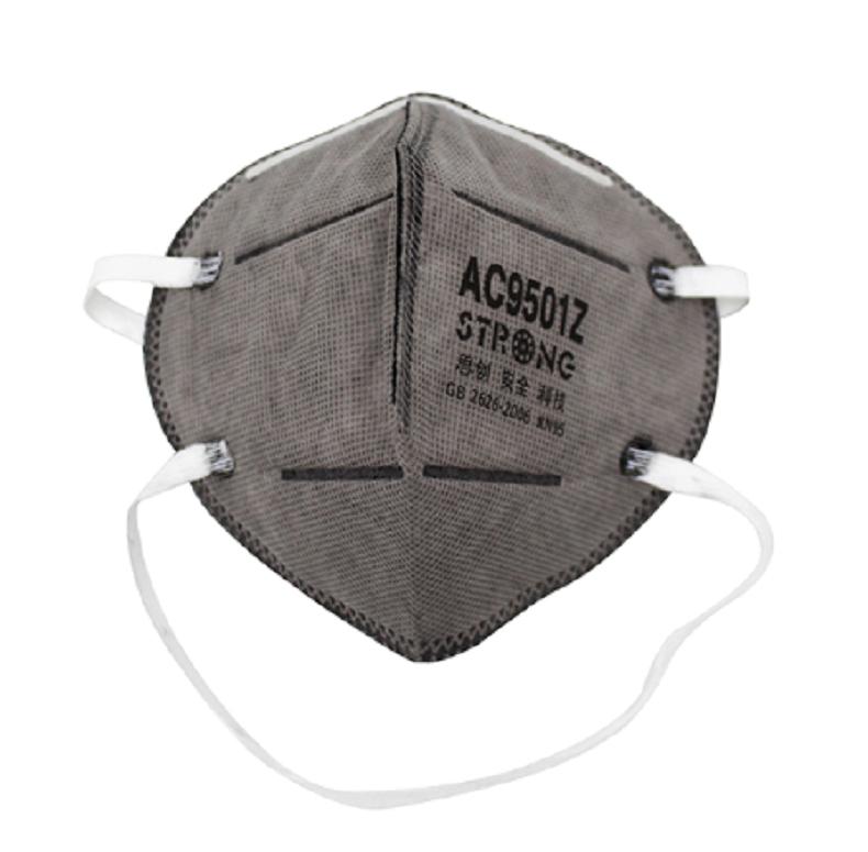 思创 防尘及有机气体口罩,ST-AC9501Z,KN95 头带式,400个/箱