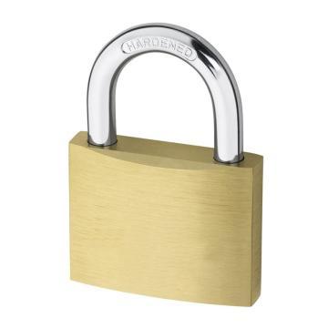 罕码 厚型纯铜短梁挂锁(同花),锁体宽20mm,HMKL360TF,5把/包