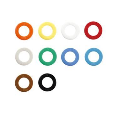 SMC 彩色盖圈,蓝色,KQ2C-04BUA