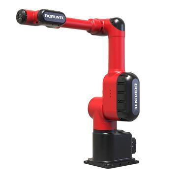 伯朗特六轴机械手臂配件(含控制柜+示教器、伺服电机+模块+线束)