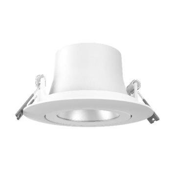 欧司朗 朗德万斯 铂朗LED射灯,5W,开孔Φ75mm,6500K,白光,单位:个