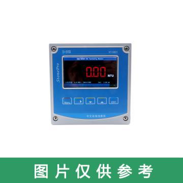 磊信 在线浊度分析仪(双通道),LX8504/2 0~3000NTU 重复性3%