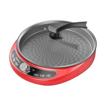 龙的 多功能煎烤机,LD-BD302D 额定电压220V 额定频率1200W 单位:台