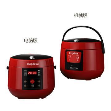 龙的 迷你电饭煲,LD-FS20G 容量2L 350W 电脑版 单位:台