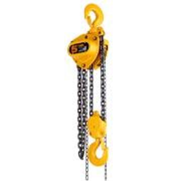 KITO 手拉葫芦,CB020-3M,手拉链长度换成5m