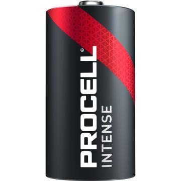 Procell致芯宏耀 碱性电池,1号,D ,高性能