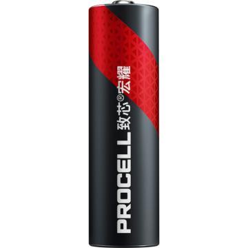 Procell致芯宏耀 碱性电池,5号,AA,高性能