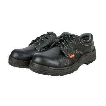 双安 防砸绝缘鞋,10KV,黑色,37