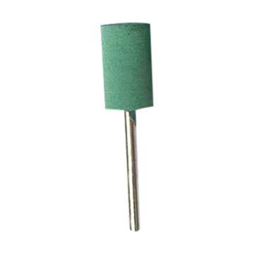 晶士霸 橡胶磨头,D6 柄径D3