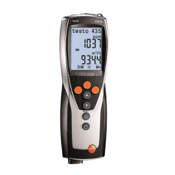 德图/Testo 室内空气质量检测仪,testo 435-2 订货号 0563 4352