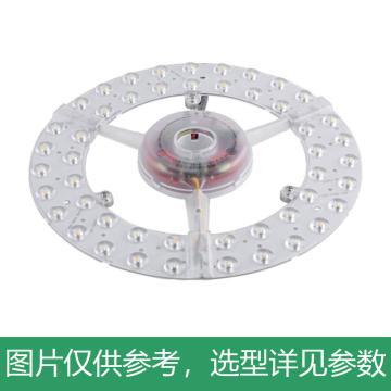 木林森 森之光系列环形灯贴,LED光源模组,12W,φ145mm,6500K,单位:个