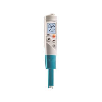 德图/Testo pH酸碱度/温度测量仪,testo 206-pH1 订货号 0563 2061