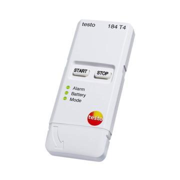 德图/Testo USB型温度记录仪(超低温版),testo 184 T4 订货号 0572 1844