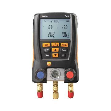 德图/Testo 基础级电子冷媒表入门级,testo 549 订货号 0560 0550