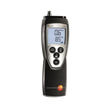 德图/Testo 差压测量仪,0~200hPa testo 512 订货号 510999 5128