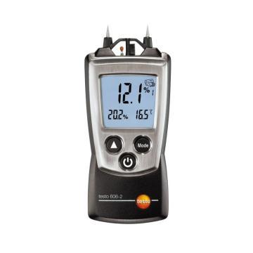 德图/Testo 迷你型刺入式水份仪,testo 606-2 订货号 0560 6062