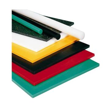 白色聚氯乙烯PVC板,1.22米×2.48米×3mm,1张