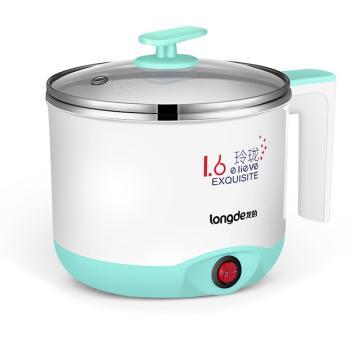 龙的 电煮锅,LD-ZG1501 容量1.5L 220V/600W 单位:台