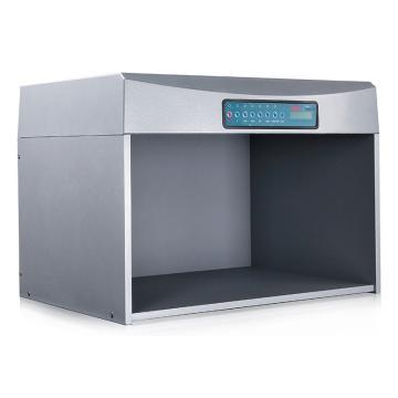 天友利TILO 钢板底座,国际标准光源对色灯箱,六光源P60+S,标配光源:D65 TL84 TL83 UV F CWF