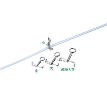 西域推荐 弹簧止水夹,A/B/C(mm):66/51/34,特大(1个),6-650-04