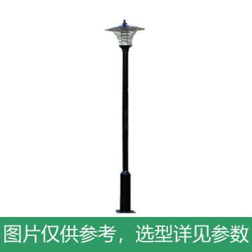 华朗 LED庭院灯,220V,36W,5400lm,中性光,HL-TYN024,高3.5M,含配件,单位:套