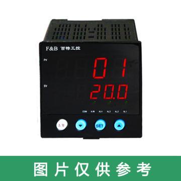百特工控 智能数显表,FBB52U6000FP 2个报警,万能信号输入+4-20mA输出,96*96*11 220V供电