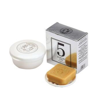 姜力原生姜汁生姜皂,80g/块 60块/箱 单位:块
