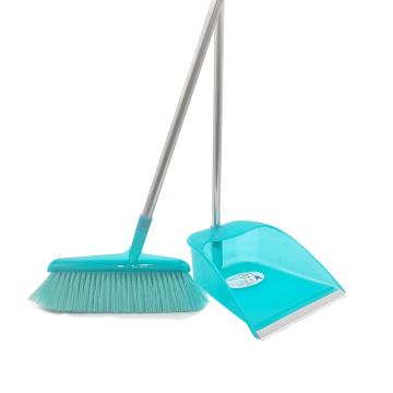 奇正 小扫把组合,扫把+簸箕套装 随机色 单位:套