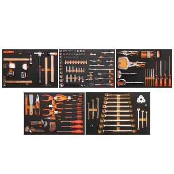 钢盾 135件汽保钣金工具组套(不含工具车),S025043