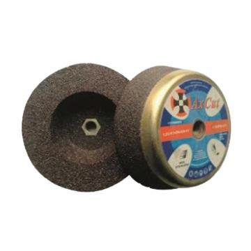 利斧 树脂碗型砂轮,CRB150505-8 150/120*50*5/8-11 10片 1盒