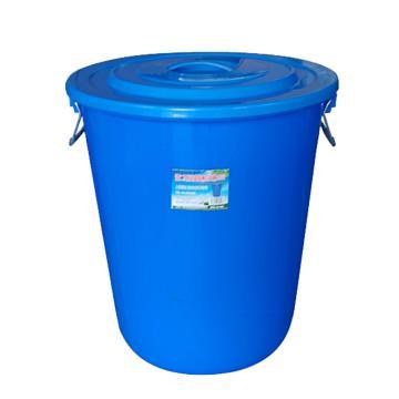 滋仁 带盖加厚储水桶,ZR-150 150L,57*70CM 单位:个