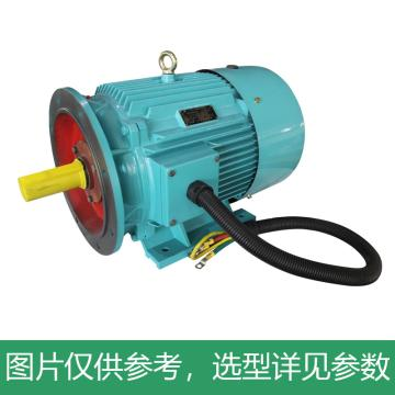 方力FANGLI 变频调速电机 变频调速永磁同步电动机,FPM180M15-22kW,B3