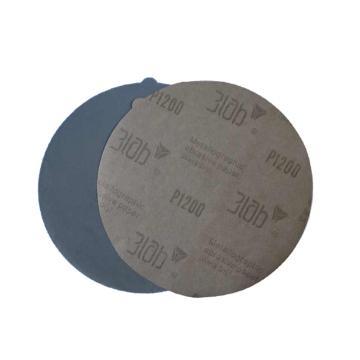 三灵金相砂纸,P1500,方形,100张/小盒