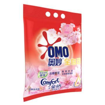 奥妙 全自动含金纺馨香精华无磷洗衣粉 1.7KG/袋 单位:袋