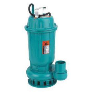 国标丝口铸铁污水泵,50WQ12-24-1.85,380V,DN50,配7米电缆
