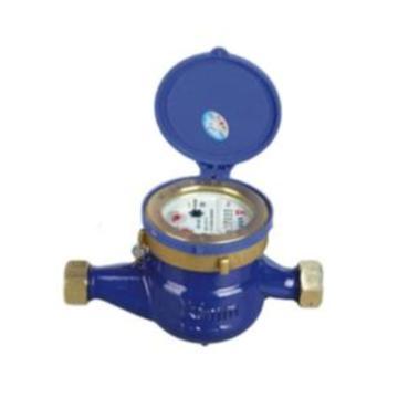 埃美柯/AMICO 铜壳旋翼湿式热水表,LXSR-20E,丝口连接,销售代号:092-DN20