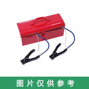 德大石化 静电报警测试仪配套接地夹,DJY-S-I 接地夹带线缆