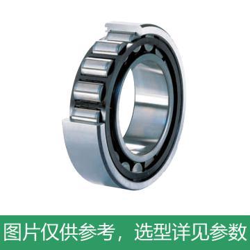 斯凯孚SKF 圆柱滚子轴承,单列型,NU208ECP