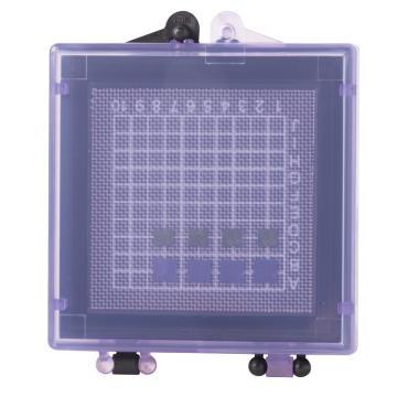 凯崴 真空释放自吸附盒,VR2-40-N3030-BT,2英寸