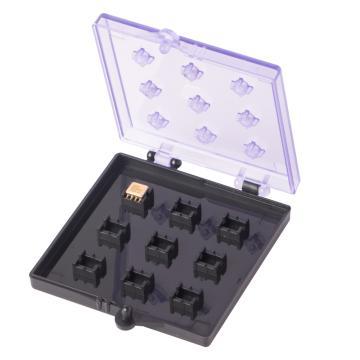凯崴 定制集成电路包装盒,5510-CQFP44,小于65mm*65mm*15mm