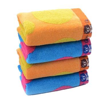 洁丽雅Grace浮雕割绒毛巾,74*34cm 100g,8369