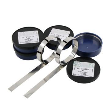 h+s 间隙片,精密垫片模具垫片,12.7MM*5M*0.03MM,碳钢