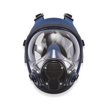 Raxwell 全面罩,RX8800,硅胶材质 可搭配双滤盒 双滤棉