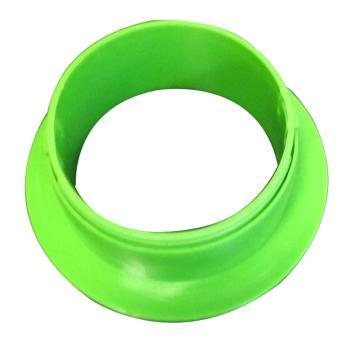 西域推荐 拉伸膜卷芯塑料套, D98*H40mm,绿色