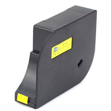 赛恩瑞德 贴纸,TL12Y 12mm*8m 黄色 单位:卷