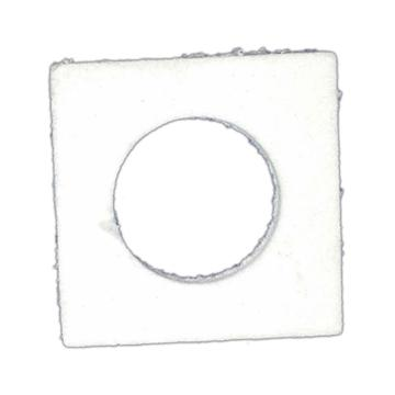 开元仪器 方形密封垫,规格:5E-AF4000,型号:AF4000-01-012,订货号:213018132